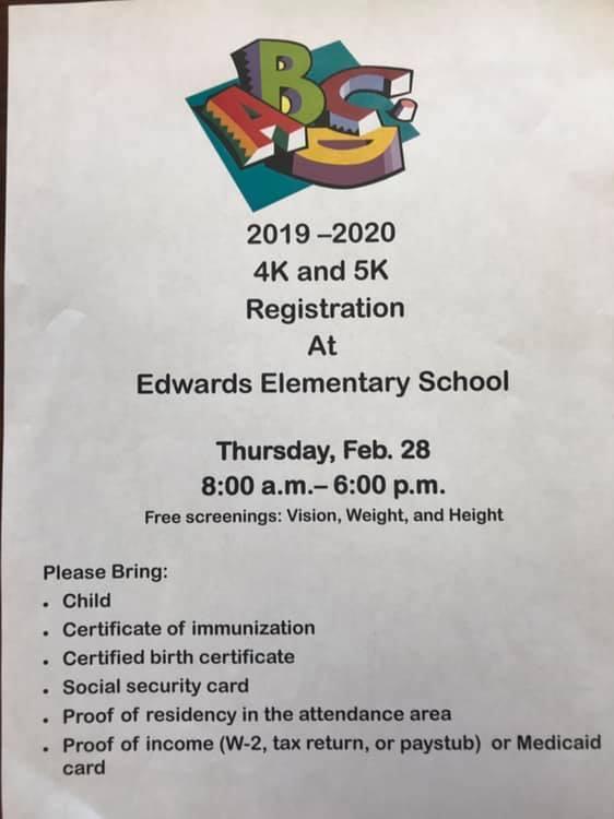 Kindergarten and Child Development Registration Featured Photo