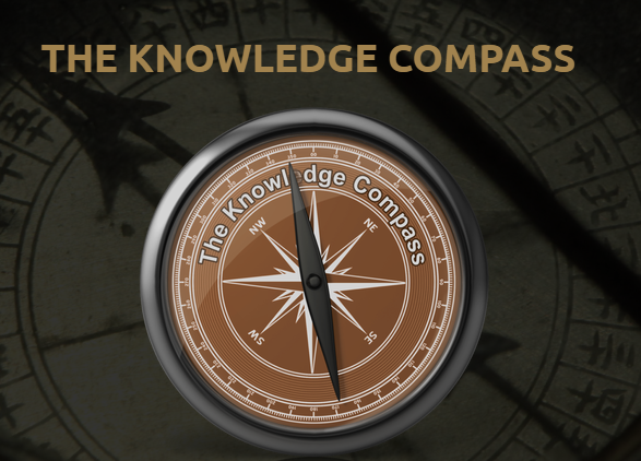 Knowledge compass logo