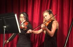 Students perform at our Pop's Orchestra Concert