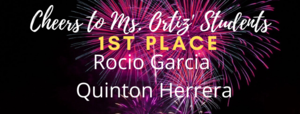 Ms Ortiz Writing Festival Awards.png
