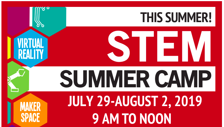 DMS STEM CAMP Flyer
