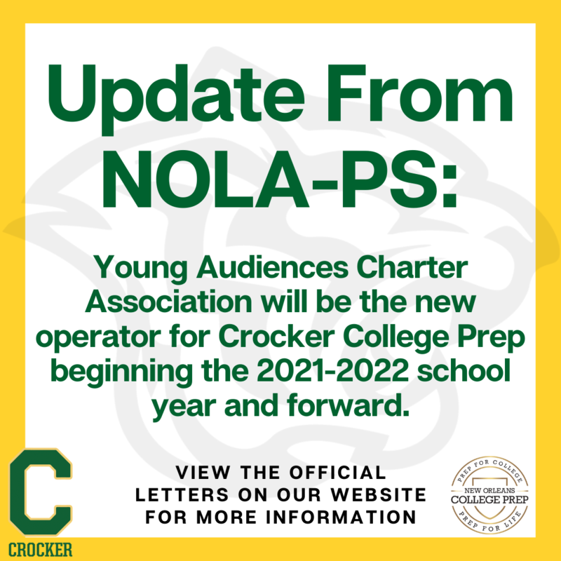 IMPORTANT INFORMATION, New Charter Operator Featured Photo