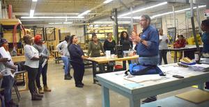 vocational shop classroom