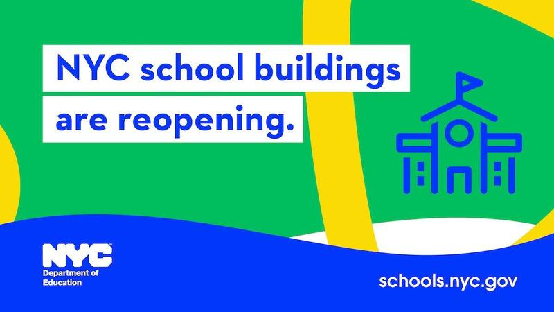 UPDATE! PS149 School Building Will Reopen for In-Person Learning Tomorrow. Featured Photo