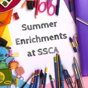 Summer Enrichments Photo