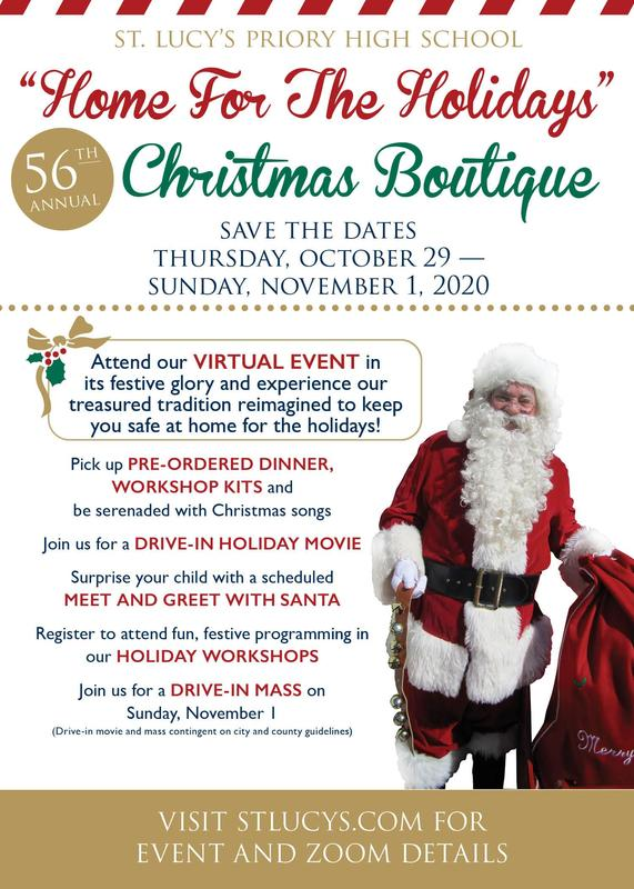 Sign up for Pre-ordered Dinner and Christmas Boutique Workshops! Featured Photo