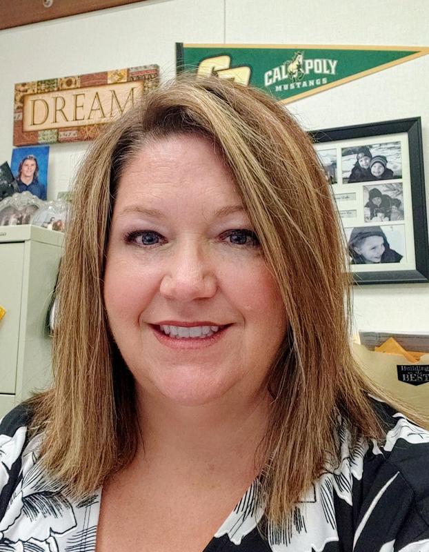 Mrs. Shepherd Principal