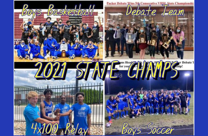 2021 State Champs