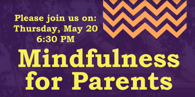 Mindfulness for Parents Night Featured Photo