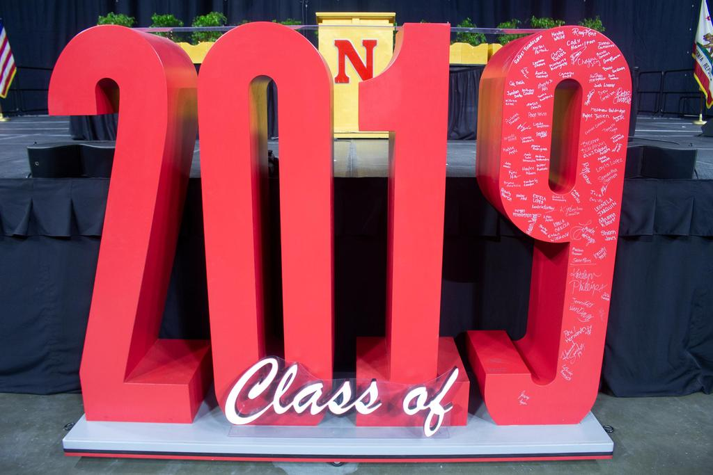 Class of 2019 at North High School