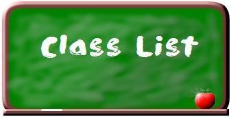 2018 - 2019 Plum Creek Class Lists Thumbnail Image