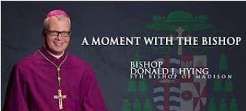 A Moment with the Bishop Thumbnail Image