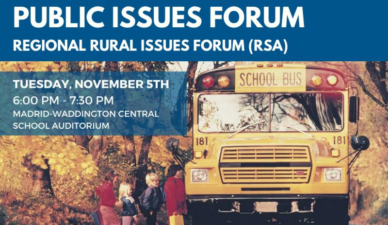 public issues forum