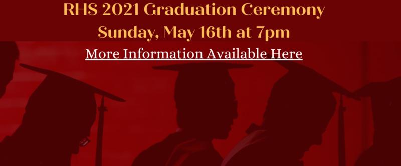 2021 Graduation Updates Thumbnail Image