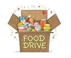 Canned Food Drive Featured Photo