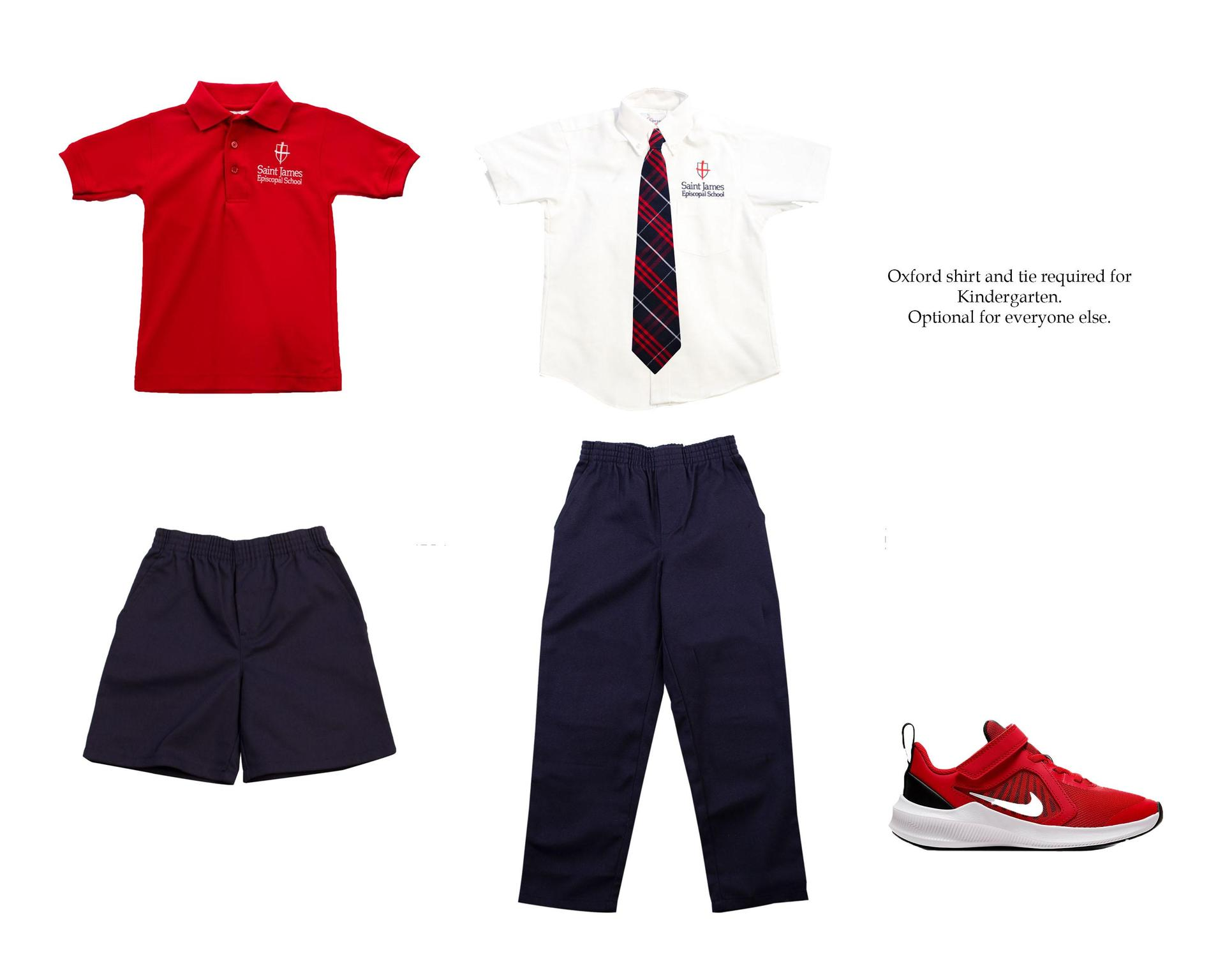 Boys Uniforms