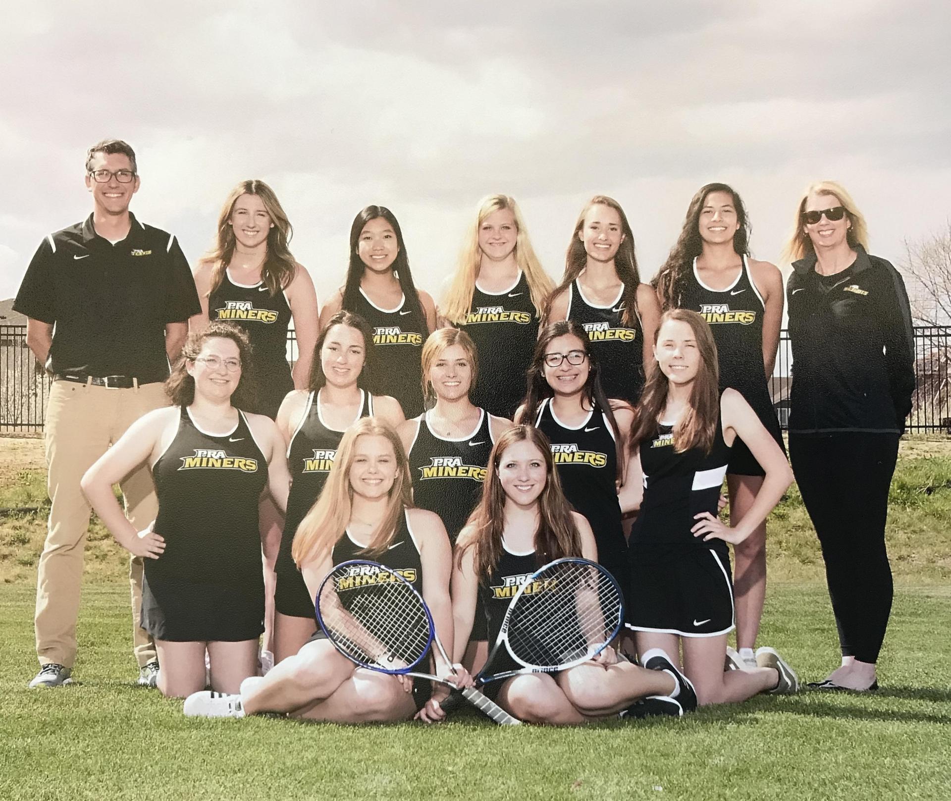 Team pic - Varsity