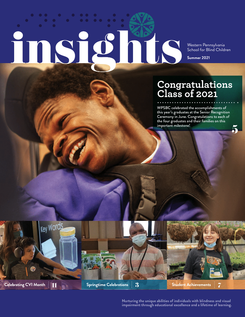 Insights summer 21 cover
