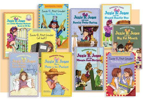 junie b jones series
