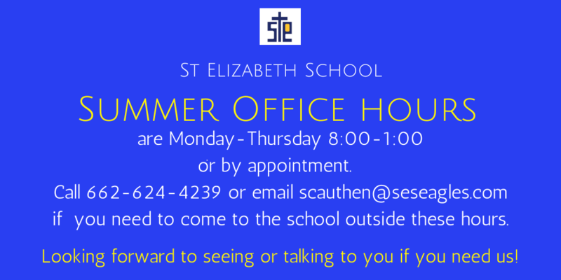 Check out our 🆕 Summer Office Hours at SES. We are looking forward to seeing and talking to you when you need us! Featured Photo