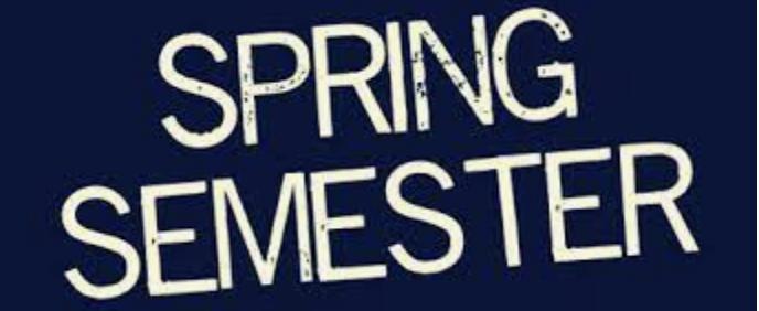 Spring Semester