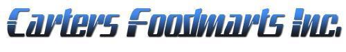 Carters Foodmarts logo