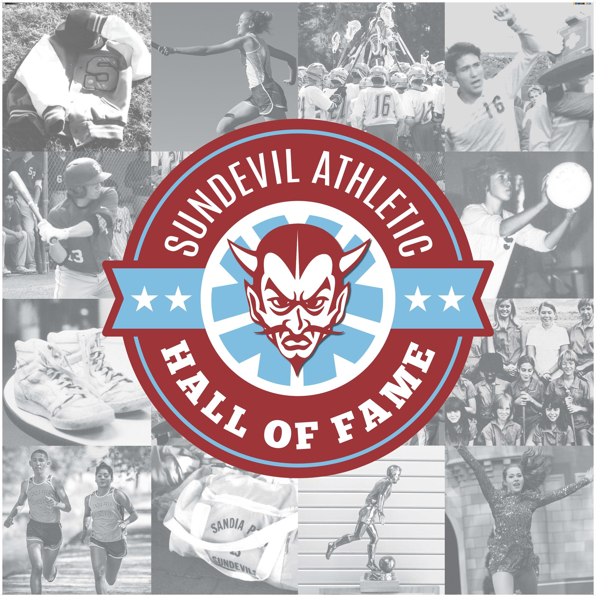 Sundevil Athletic Hall of Fame logo