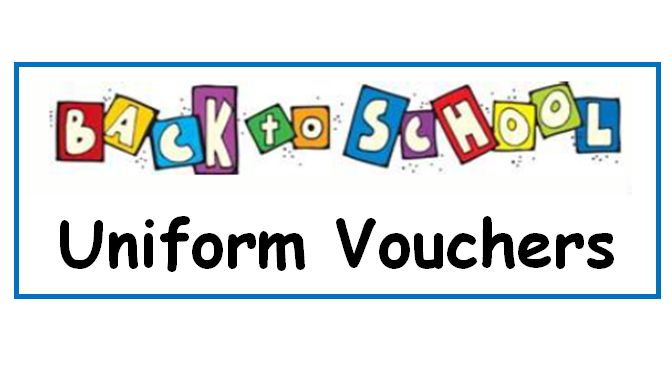 Uniform vouchers available for eligible families grades Kindergarten to 8 Thumbnail Image