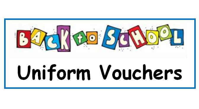 Uniform vouchers available for eligible families grades Kindergarten to 8 Thumbnail Image