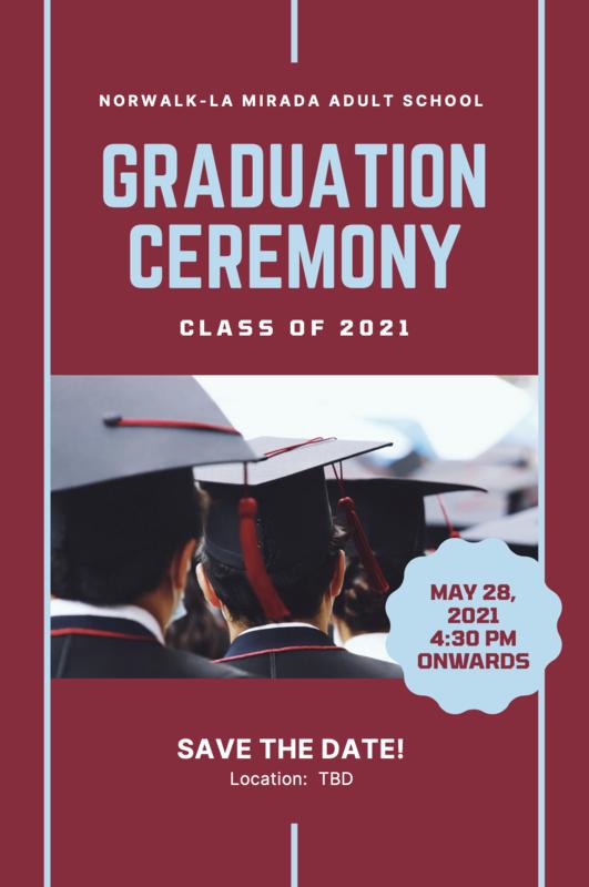 Adult School Graduation Featured Photo