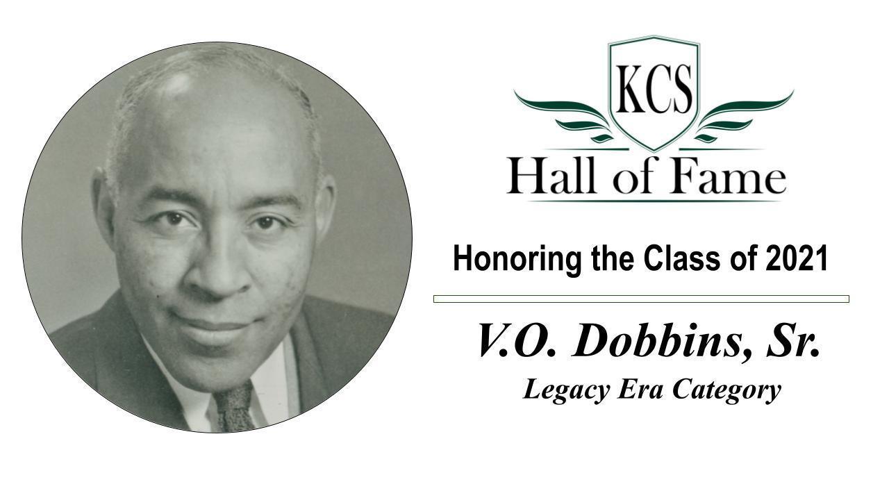 V.O. Dobbins, Sr.
