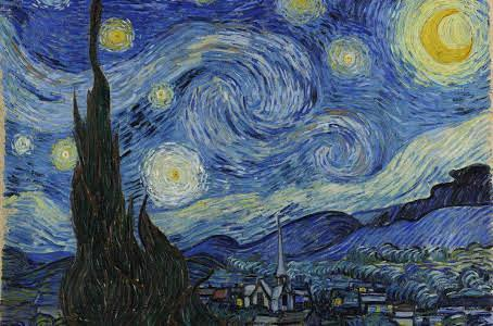 Starry Night Photo
