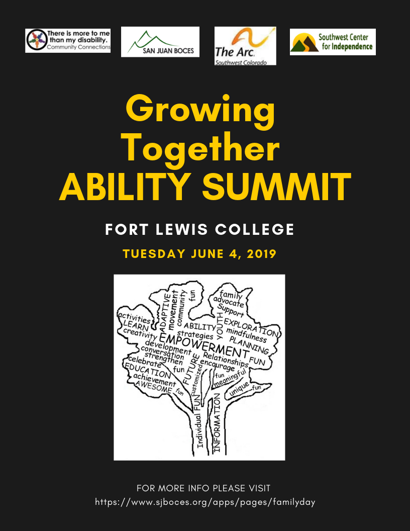 Growing Together Ability Summit