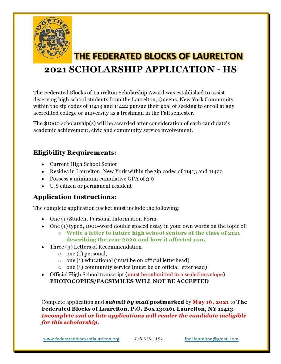 Scholarship PDF