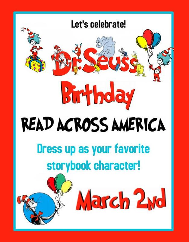 Read Across America Day Featured Photo