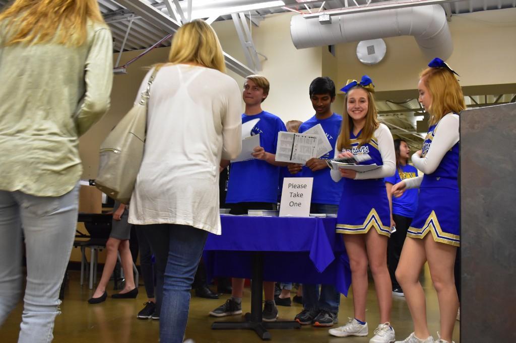High School Showcase Night