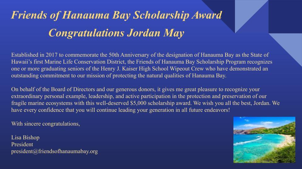 Friends of Hanauma Bay