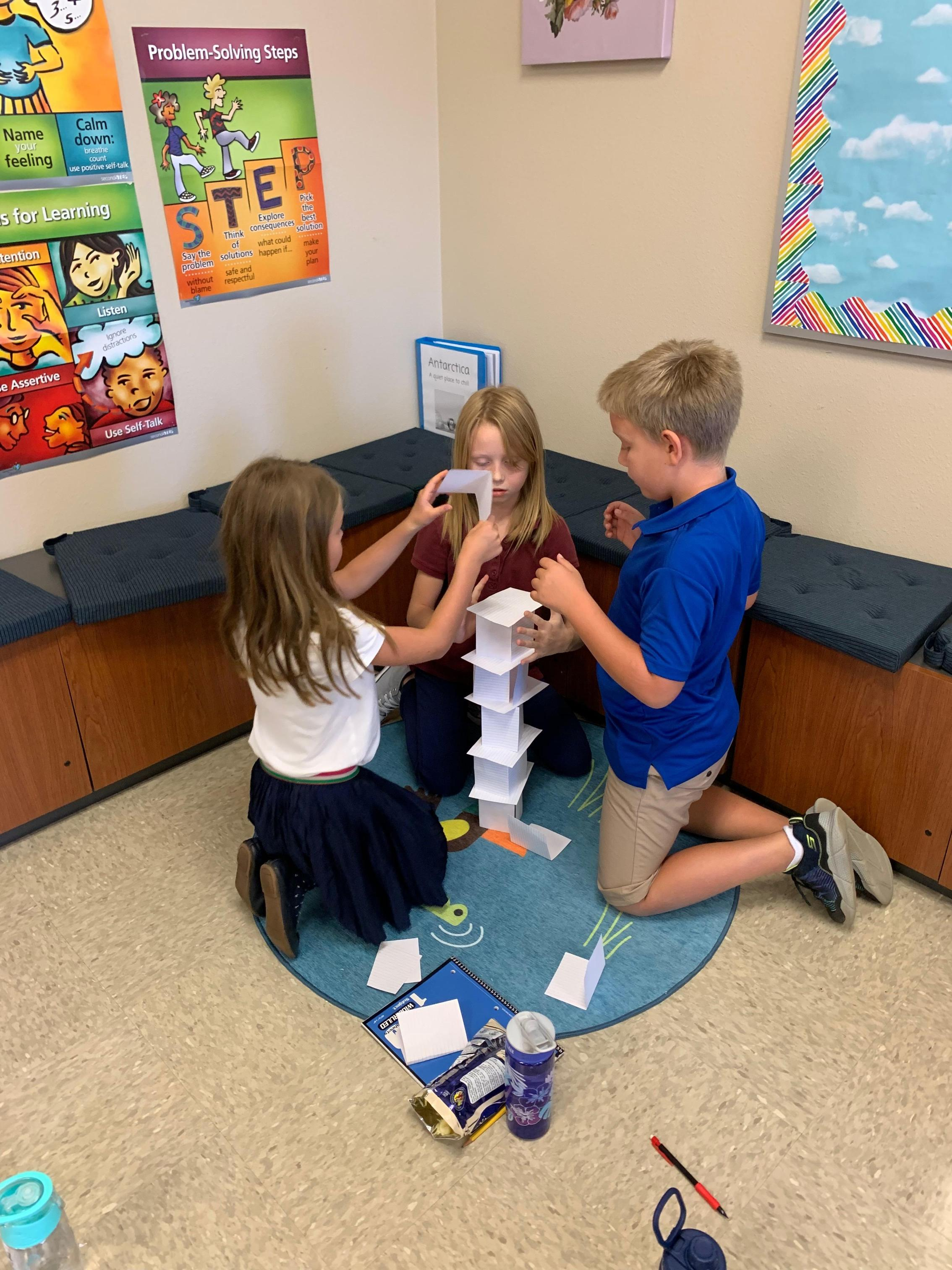 House of Cards STEM Activity
