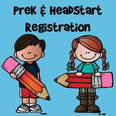PreK & Head Start Registration Featured Photo