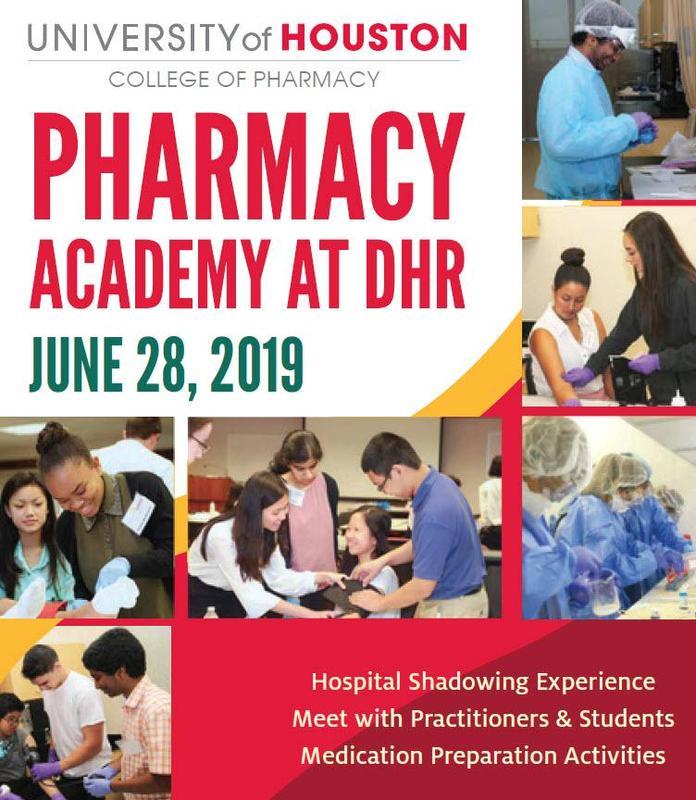 DHR Summer camp flyer