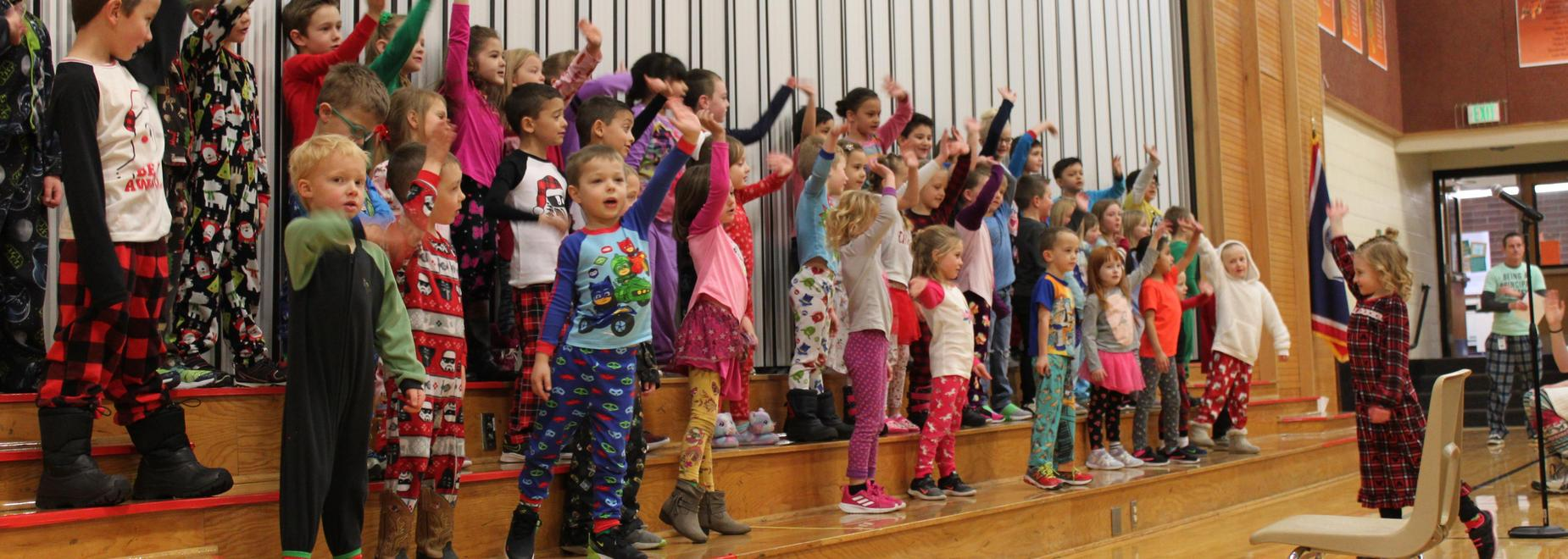 kindergarten Music Program
