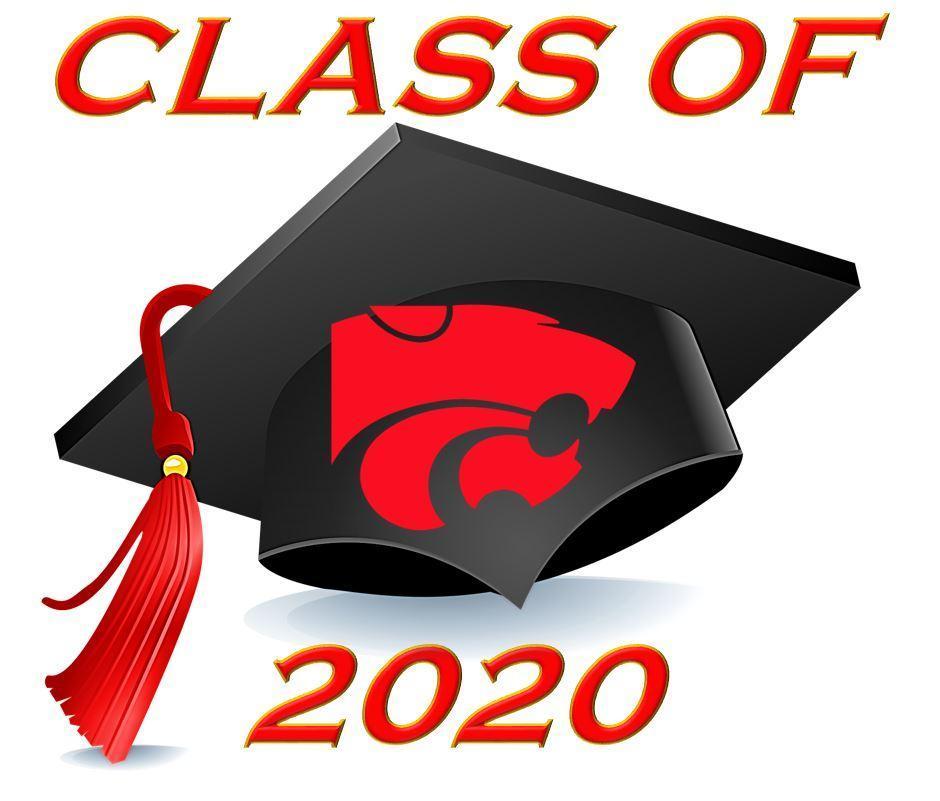 2020 Graduation Graphic