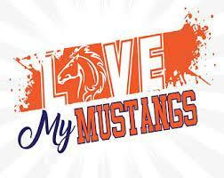 love my mustangs shout out