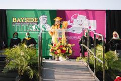 valedictorian speaking