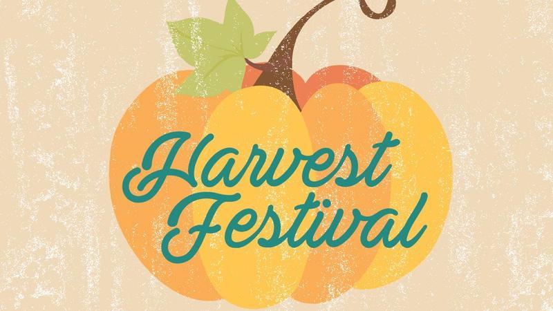 Harvest Festival - October 26th Thumbnail Image