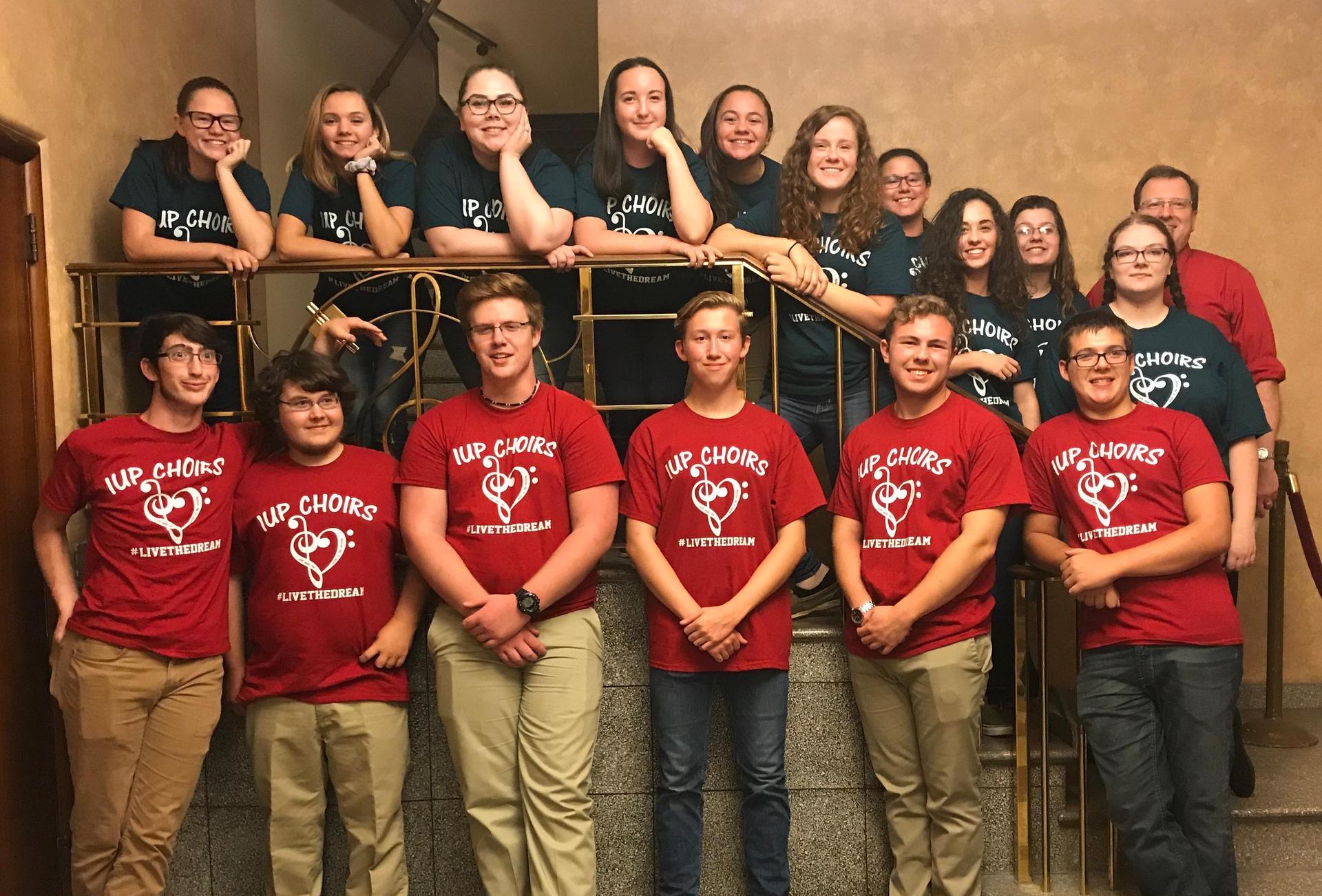 IUP Crimson Hawk Invitational Choral Conference 2018