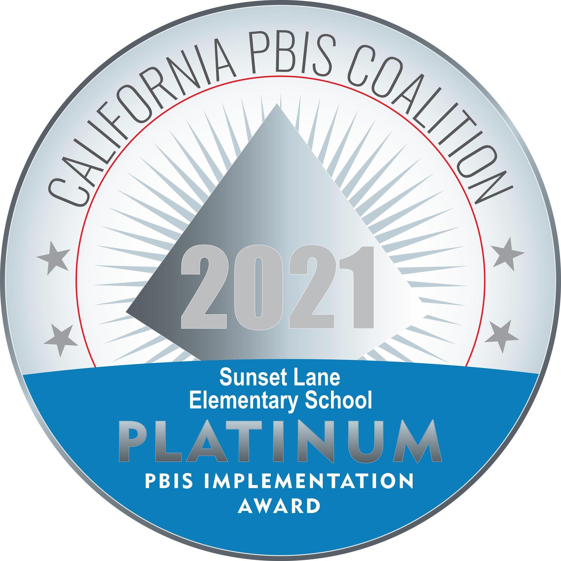 PBIS Platinum