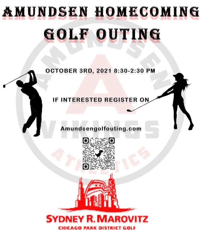 The Amundsen Homecoming Golf Classic is October 3rd. Register now to support Viking Athletics! Featured Photo