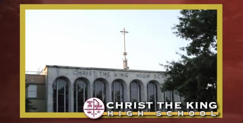 Christ the King High School's Open House Video Featured Photo
