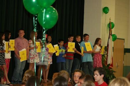 2015 5th Grade Graduation